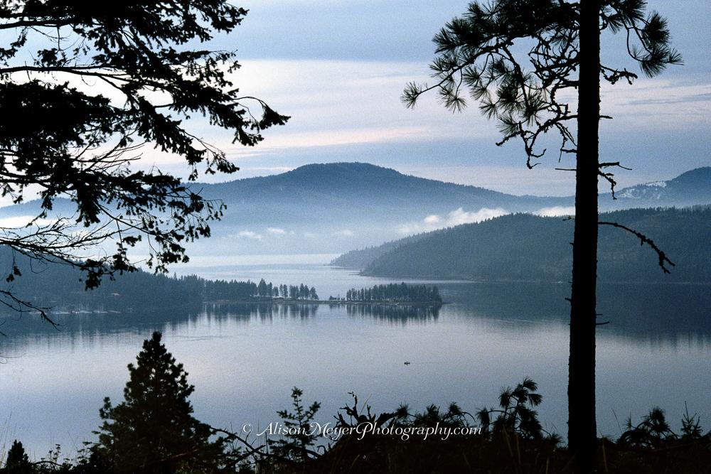Quot Arrow Point Lake Coeur D Alene Idaho Quot