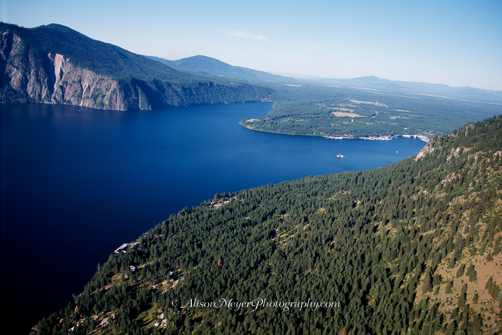 Quot Blue Heaven Lake Pend Oreille Idaho Quot