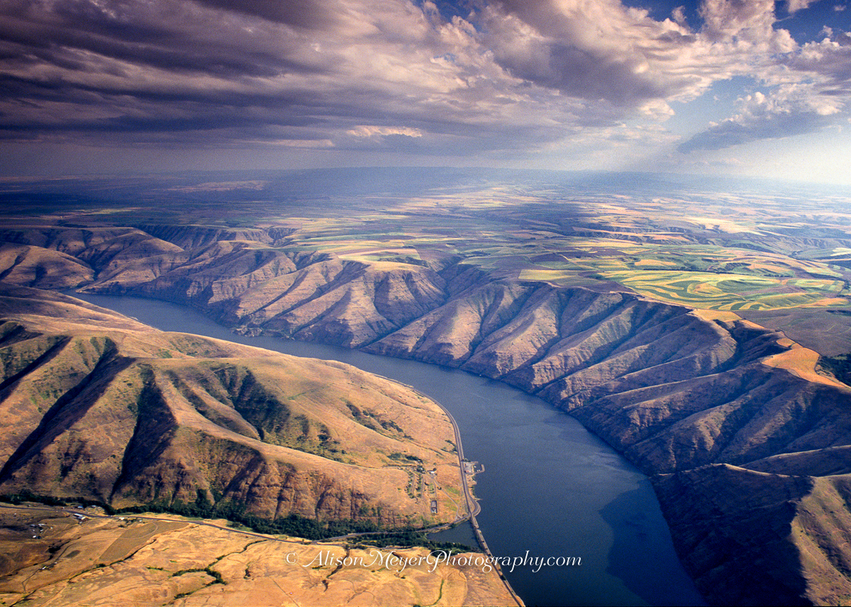 Quot Majestic Landscape Snake River Eastern Washington Quot