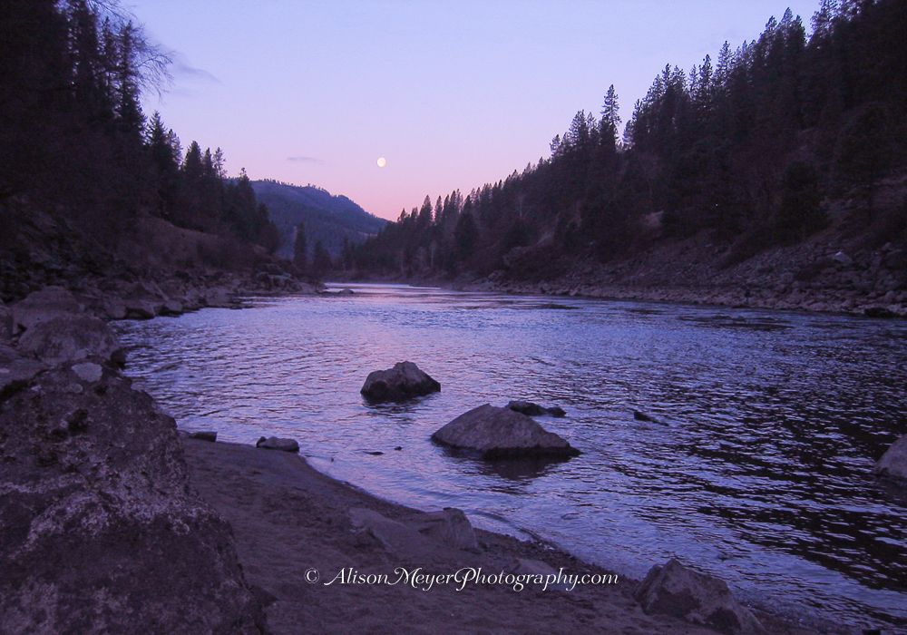 Quot North Fork Of The Clearwater River Idaho Quot