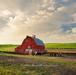"""Morning on the Farm, Eastern Washington"" - Click to view enlargement &/or purchase"