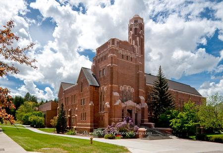 Quot Memorial Gym University Of Idaho Moscow Quot