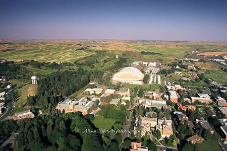 Quot University Of Idaho On The Palouse Quot