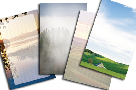 3 or 4 Note Pads at a Discount Price!