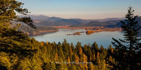 """View From Indian Cliffs Trail, Heyburn Park, Idaho"""